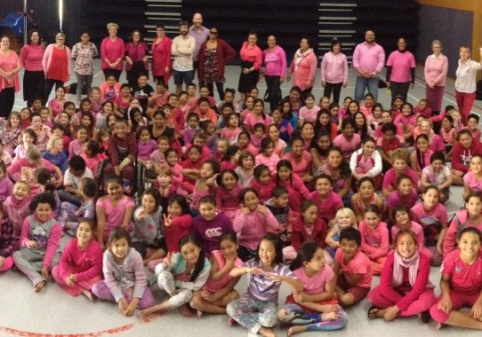 Pink shirt day may 2015